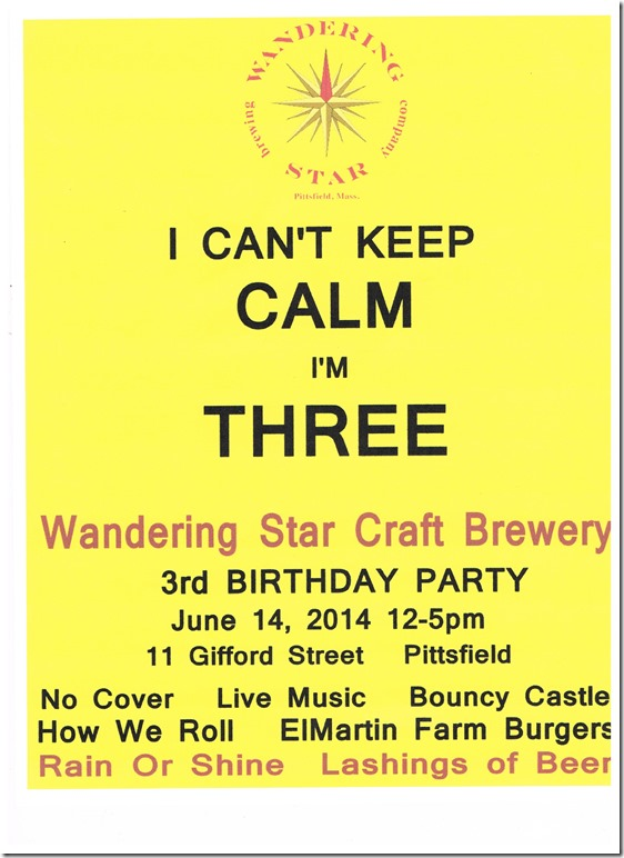 Wandering Star 3rd Birthday 001